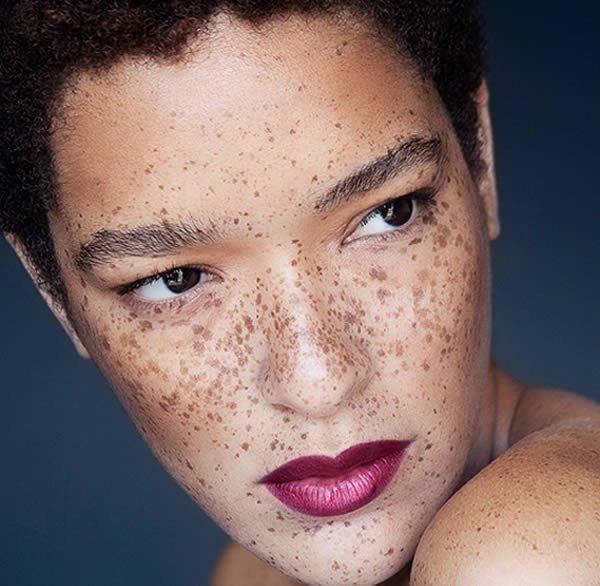 Модели с необычной внешностью. Фото девушки, мужчины от природы, цветом кожи
