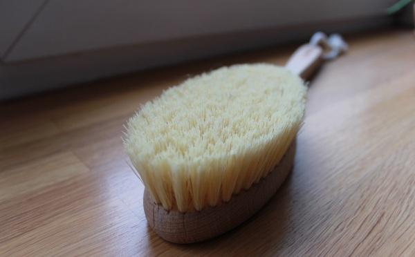 Щетка для сухого массажа с натуральной щетиной, кактуса, антицеллюлитная. Цены и отзывы