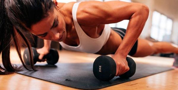 Табата - тренировка для похудения девушкам, упражнения начинающим