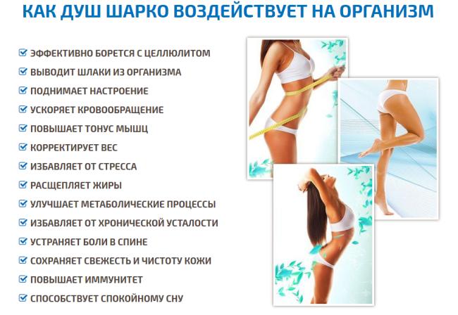 Душ Шарко для похудения. Как сделать в домашних условиях, фото до и после, отзывы