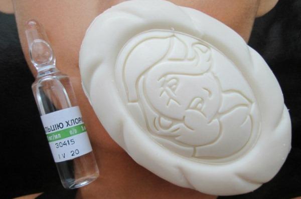Хлористый кальций для пилинга лица в косметологии. Рецепты применения