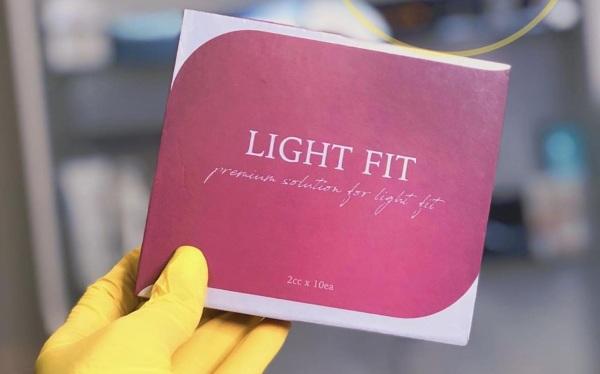 Липолитик Light fit от мешков под глазами, для похудения. Состав, противопоказания, отзывы