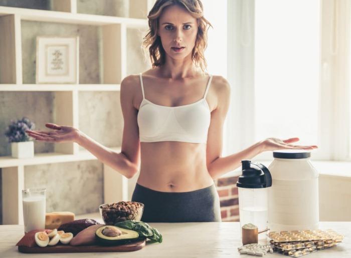 Суточная норма белка для женщин при похудении, нароста мышц, после 40-50 лет, при беременности