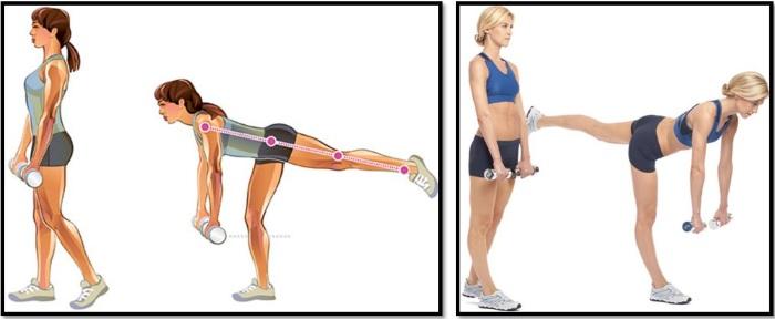 Упражнения для уменьшения бедер и ягодиц. Программа тренировок, как выполнять