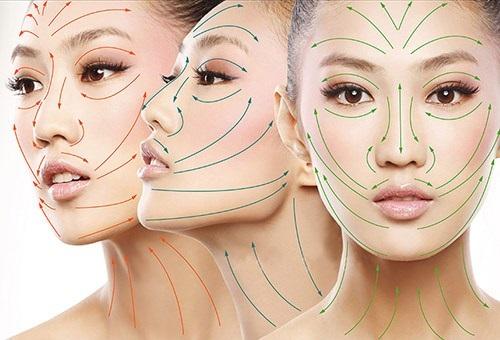 Массаж лица в косметологии. Виды, техника косметический, магнифика, видео-уроки. Плюсы, отзывы и результаты
