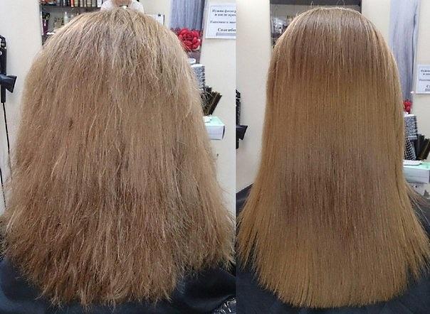 Коллагеновое восстановление волос. Что это такое, как сделать, цена, отзывы