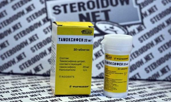 Тамоксифен в бодибилдинге. Как принимать без стероидов, соло, на курсе. Инструкция