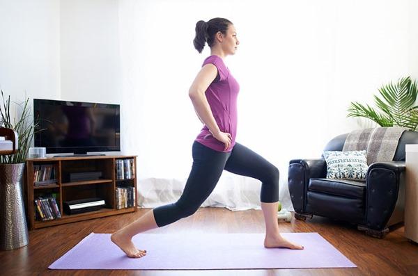 Упражнения для похудения дома для девушек в картинках, видео
