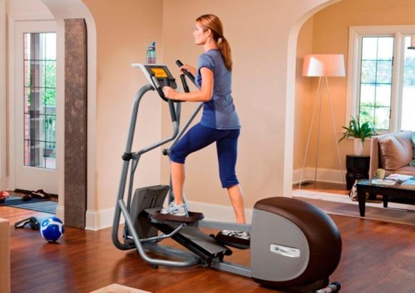 Занятия для похудения дома: шейпинг, фитнес, фитбол, йога, вело-, эллиптический тренажер, степпер, беговая дорожка