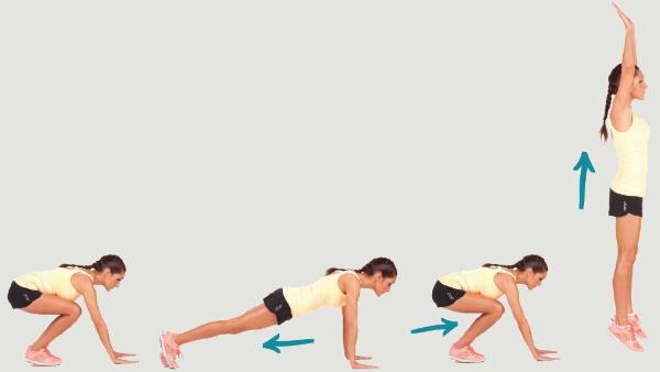 Тренировки на выносливость для девушек в домашних условиях, тренажерном зале
