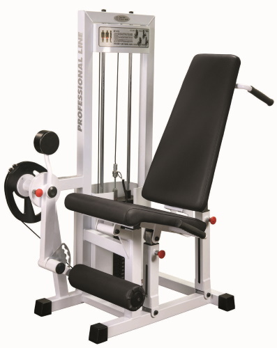 Разгибание и сгибание ног в тренажере сидя, лежа, в станке. Упражнение, техника, какие мышцы работают