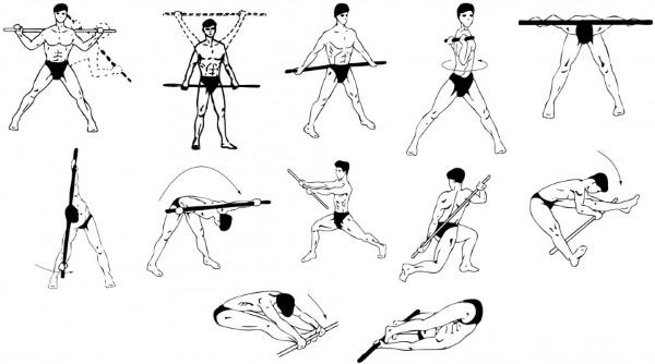 Упражнения для выпрямления спины для девушек, мужчин в домашних условиях