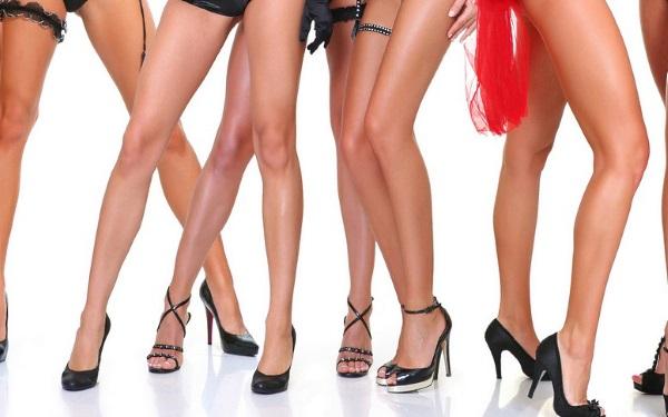 Красивые и здоровые ножки у женщин. Фото, как сделать ноги стройными, сильными, гладкими