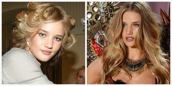 Рози Хантингтон-Уайтли. Фото до и после пластики в купальнике, без макияжа, стиль, биография
