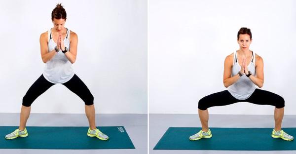Силовая тренировка для сжигания жира для женщин в тренажерном зале, дома