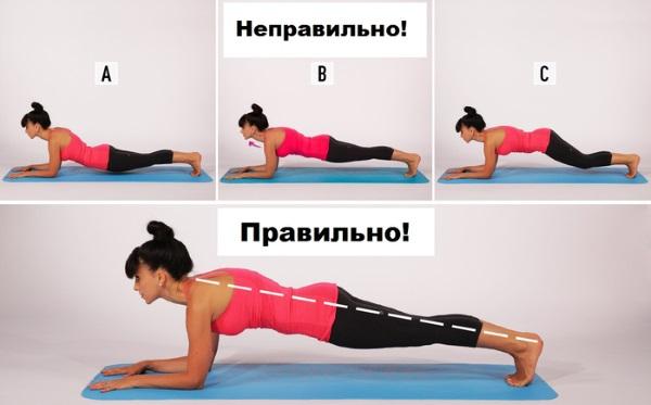 Статические упражнения. Что это, для похудения, силы в домашних условиях на пресс, для спины, шеи, ног, рук