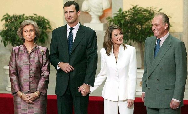 Королева Испании Летиция. Фото до и после пластики, рост и вес, параметры
