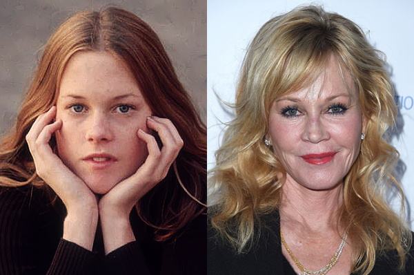 Мелани Гриффит. Фото в молодости и сейчас, до и после пластики, биография