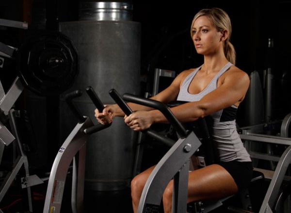 Тренажеры для спины в тренажерном зале для женщин. Названия, фото, описание, виды, упражнения
