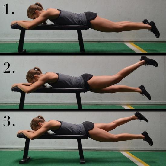 Упражнение ножницы для ног: какие мышцы работают, польза, как делать