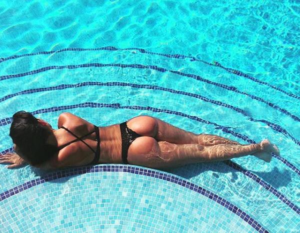 Джорджина Родригес. Фото горячие в купальнике, до и после пластики, биография, личная жизнь