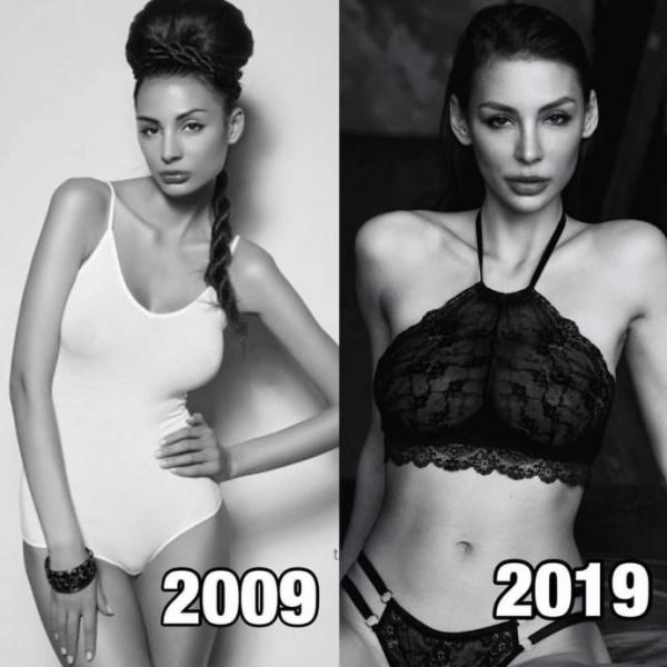 Ника Вайпер. Фото горячие в купальнике, до и после пластики, биография