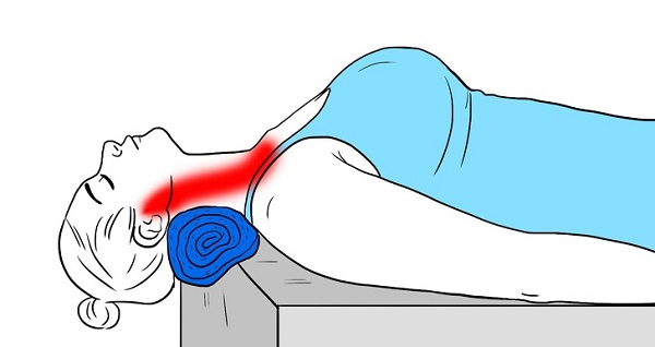 Упражнения для шейно-воротниковой зоны, массаж. Как делать, видео-уроки
