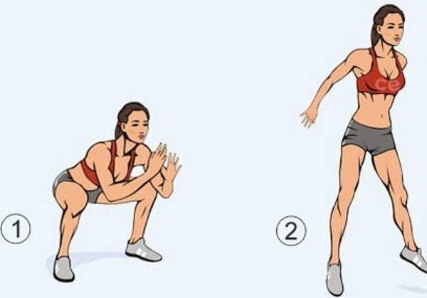 Жиросжигающие упражнения в домашних условиях для женщин. Тренировки для тела, живота и боков
