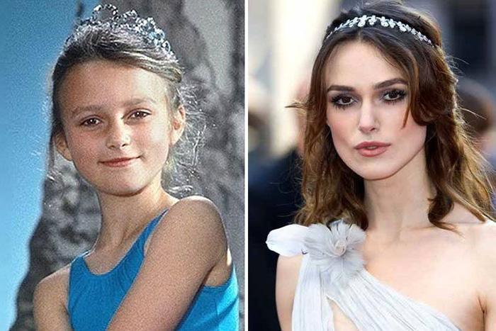 Кира Найтли. Фото откровений, горячие, до и после пластики