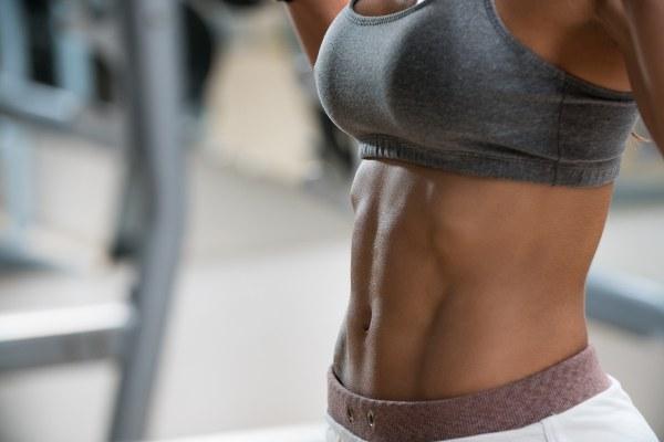 Косые мышцы живота у девушек. Где находятся, анатомия, упражнения, фото