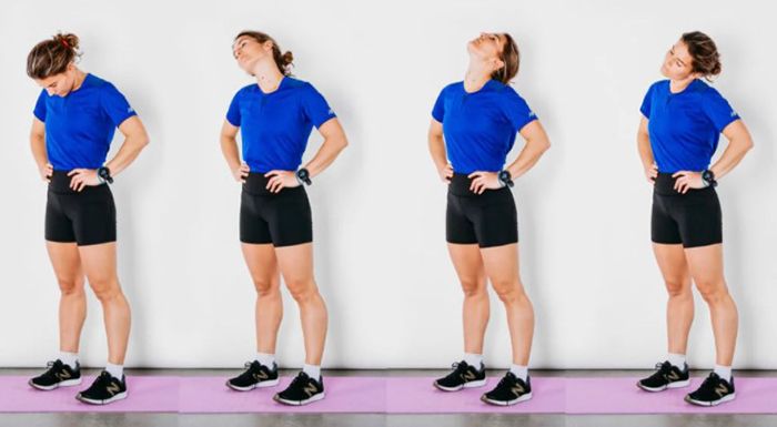 Силовые упражнения на спину дома, в качалке для женщин