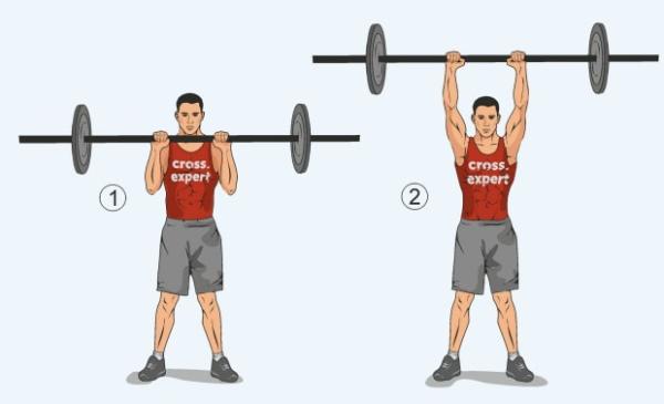Как уменьшить плечи и спину девушке. Упражнения в домашних условиях