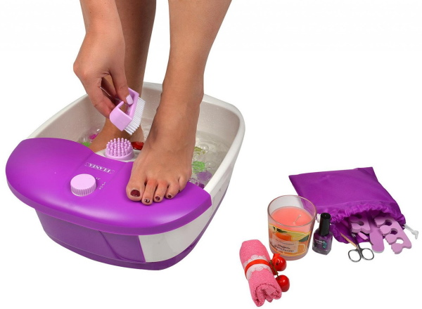 Ванны для ног с гидромассажем. Отзывы, цены