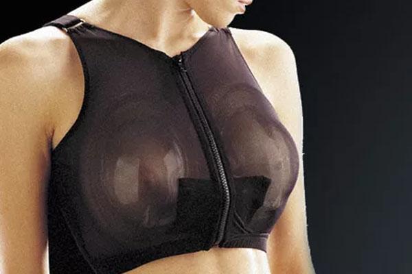 Как выглядит 0 размер груди у девушек. Фото